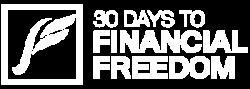 30DFF White Transparent Logo