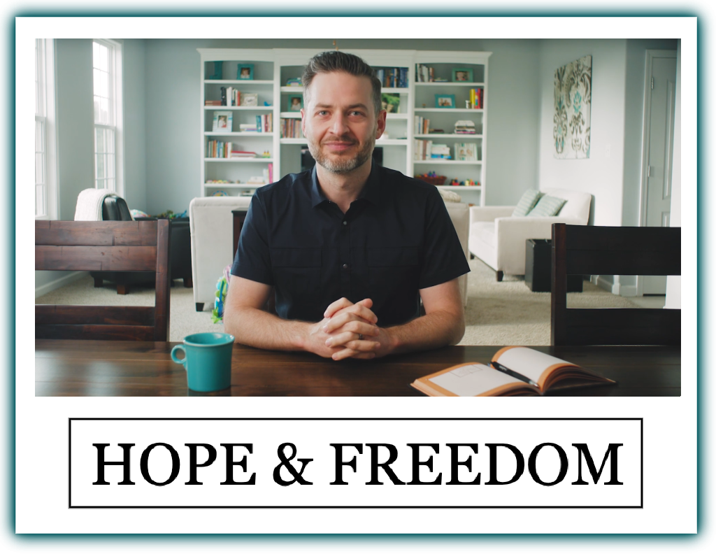Hope & Freedom Product Card