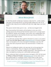 Brian Jewell Bio